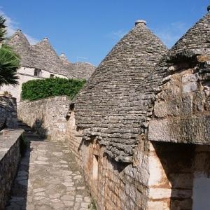 南イタリアの世界遺産・アルベロベッロ