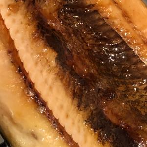 灰干し 秋刀魚