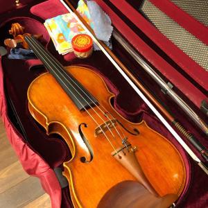 ヴァイオリン 14年❣️