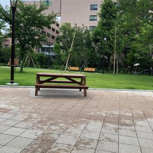 公園NOW   縄跳び❣️
