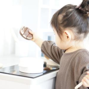 最近の「おままごと」と「秋の味覚」(6歳1ヶ月)