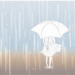 雨降り過ぎ