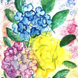 子どもの絵の世界 水彩・鉛筆画・油絵 かわぐち絵画教室(八王子)