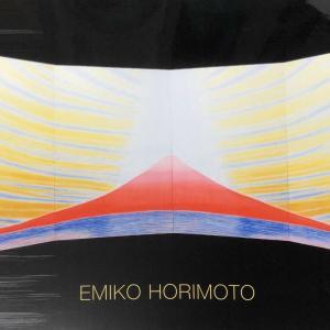 堀本惠美子『宇宙の愛の讃歌』出版記念展 仙台・三越