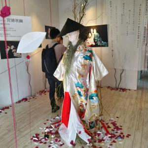 言奏幻写〜巡る花の記憶〜 個展行っていました。