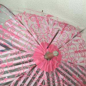キティちゃん傘