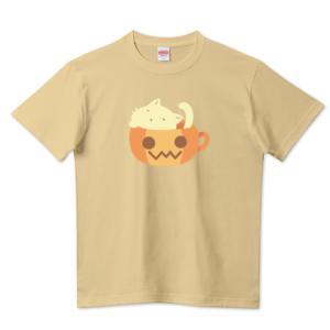Tトリニティにて『かっぷにゃんこ』Tシャツ販売中!