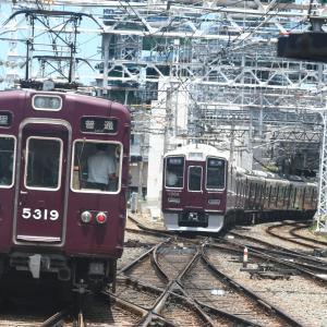 第2990回 撮り鉄再開第3弾は阪急京都線 Part4