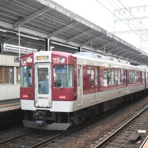 第3059回 『近鉄特急ひのとり』乗り鉄してきた。六 近鉄名古屋線編