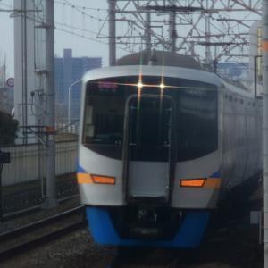 第3083回 泉北高速冬の風物詩2021