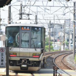 第3185回 久々撮影JR阪和線