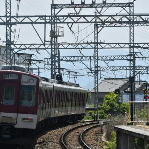 第3206回 近鉄南大阪線撮影2021年5月 Part2