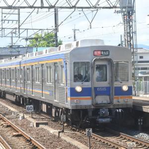 第3210回 南海電鉄撮影2021年7月17日 Part2