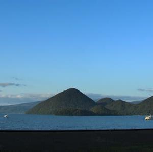 洞爺湖温泉、名水京極へ、、、