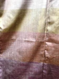 手織の着物