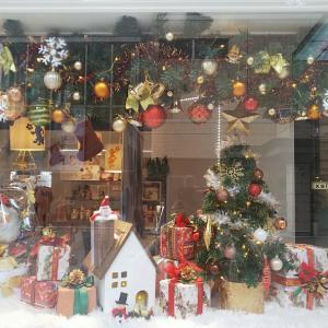 【代官山店】クリスマス仕様に♡