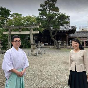 伊勢神宮とつながり、松阪の「八雲神社」