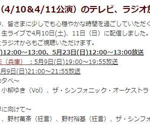 「東大寺の狂言」今日の正午、放送