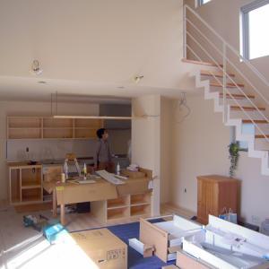 HOUSE-IH(宇都宮)はキッチン取付!