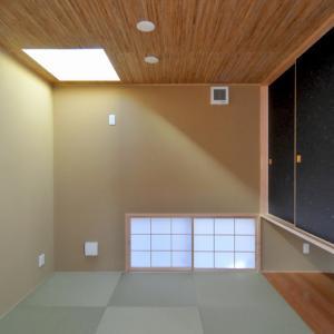 シンプルな和室!