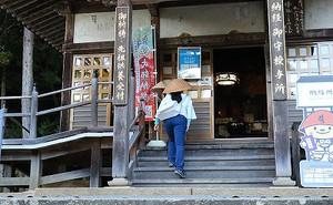 松本明子さんと食事・今宵の満月・大窪寺の大銀杏