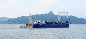 儲かっているか? 自社製品の運搬専用船  企業の専用船・・