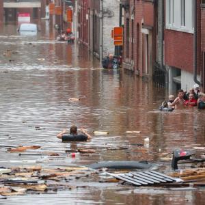 【欧州大規模洪水】【100年ぶりの豪雨】現地からの情報まとめ