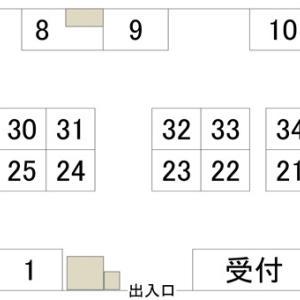 ブースサイズのこと(vol.17)