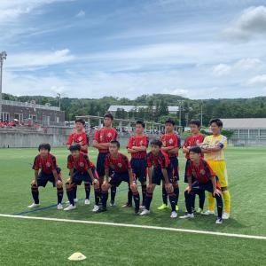石川県クラブユースサッカー選手権Uー15♪