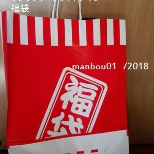 KFC ケンタッキーフライドチキンの福袋2018を買いました。中身画像
