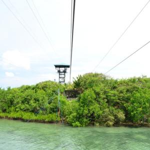 セブ島のパパ・キッツ(Papa Kit's)でジップライン!釣りなど大人も子供も楽しめるアトラクションが満載だよ