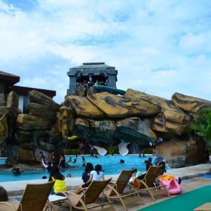 セブ島のプールで子連れで楽しめるウエスタンラグーンはデイユースでコスパ最強だよ