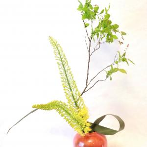【いけばな】定期的に花を学ぶこと