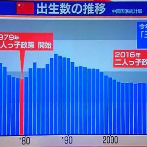 中国 少子化 問題