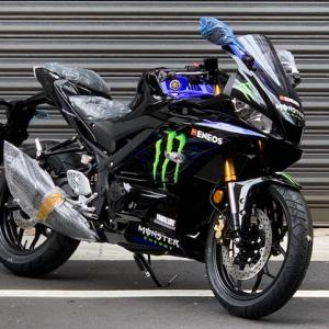 YZF-R25 Monster Energy MotoGP Edition 限定カラー入荷!!