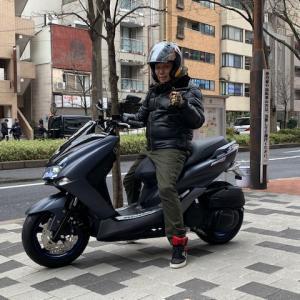マジェスティS155新車ベースカスタムコンプリート納車!!