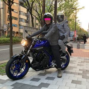 MT-03丸目ヘッドライトカスタム 納車!!