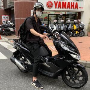 ホンダ PCX150ABS 納車!!