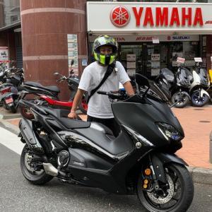 ヤマハ TMAX560TECHMAX 納車!!