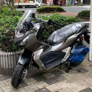 ホンダ ADV150 マットブラウン入荷!!