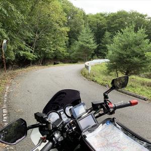 9月8日 みんなでツーリング 草木湖・赤城山コース のお知らせ