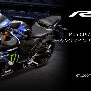 YZF-R3/R25 Monster Energy Yamaha MotoGP Edition