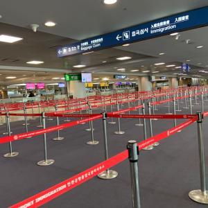 仁川空港到着!!