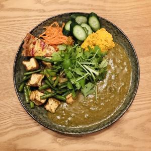 グルテンフリーの野菜カレー