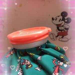 ディズニーの氷のうを買いました!