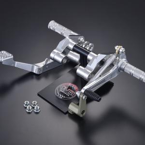 新製品 Z1 A/B KZ900 リアドラムブレーキ用 バックステップキット 制作
