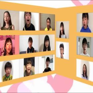 合唱への熱き思いを映像に Nコン課題曲「好奇心のとびら」のビデオ編集