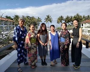 ●今回の「つながろうスリランカ!」旅行企画も、全員大満足にて!!