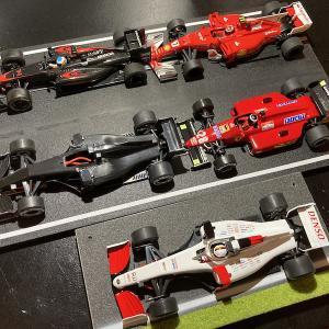 """Slotcar F1 contest"" part26"