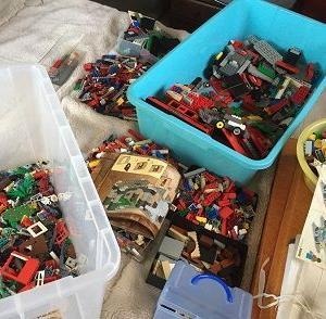 2020 5月に処分した数 レゴに夢中